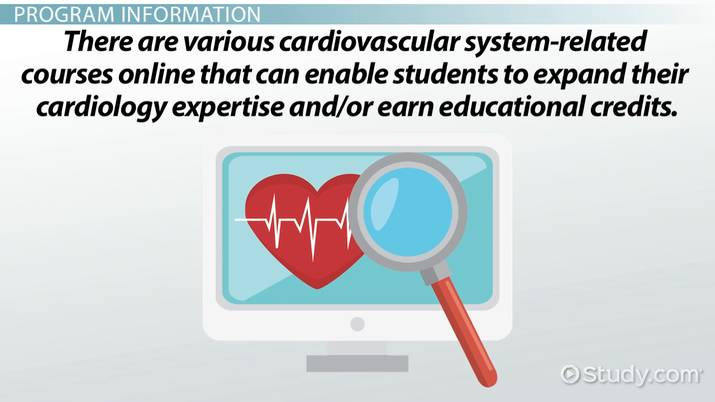 Online Cardiology Courses And Classes Overview