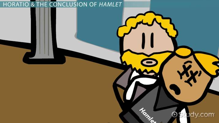 hamlet quotes about horatio