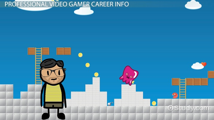How to Become a Professional Video Gamer