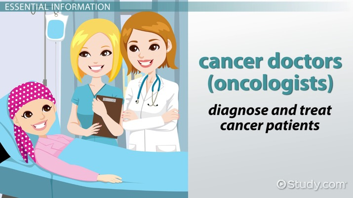 Types of Cancer Doctors: Career Overview by Specialization