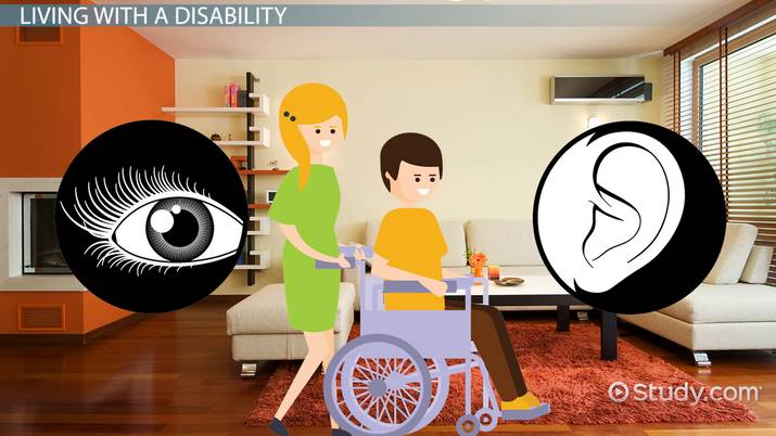 Impact of Disabilities on Self & Others Across the Life Span