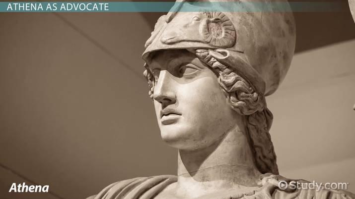 Athena in The Odyssey - Video & Lesson Transcript | Study com