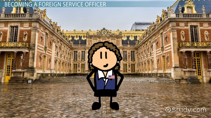 How To Become A Foreign Service Officer