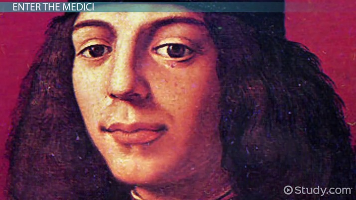 how did the medici family influence the renaissance
