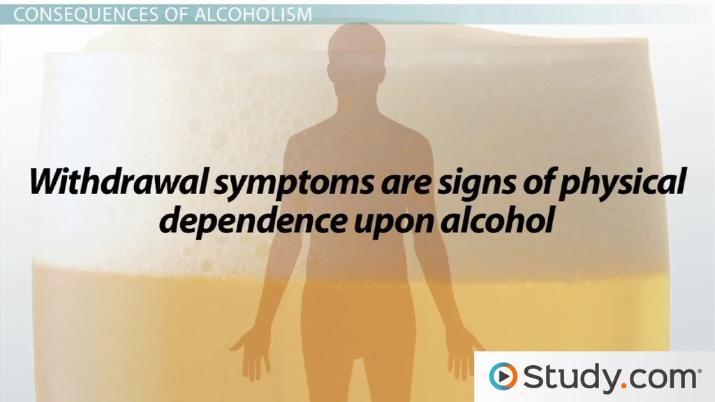 Alcoholism: Causes, Symptoms, Effects & Treatment