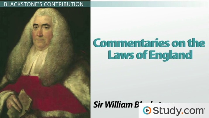 American Law: History & Origins from English Common Law - Video