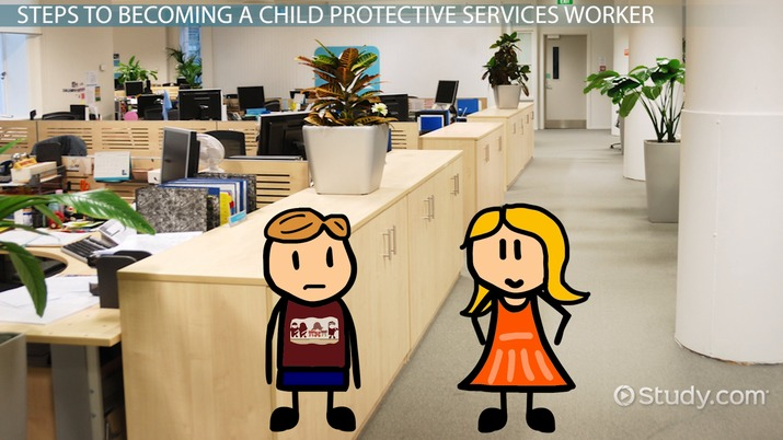How To Become A Child Protective Services Worker