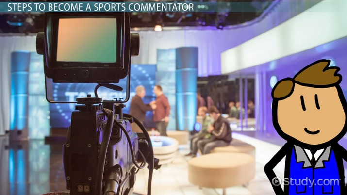 Become a Sports Commentator: Education and Career Roadmap