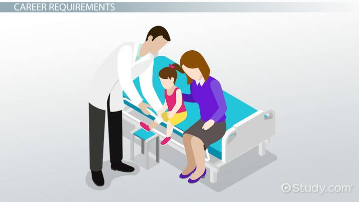 Pediatrician Education Requirements >> How To Become A Pediatrician Assistant