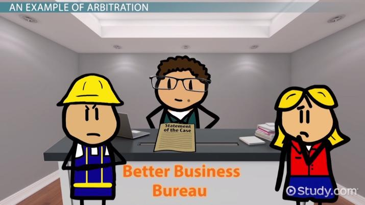 Arbitration Certification Program Ca Department Of >> Arbitrator Definition Role Qualifications Video Lesson
