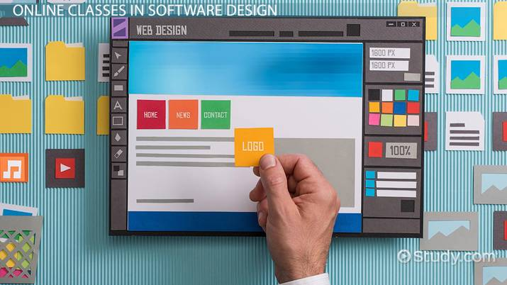 Online Computer Software Design Courses And Classes