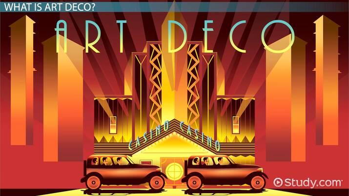 Art Deco Architecture Characteristics History Definition Video Lesson Transcript Study Com