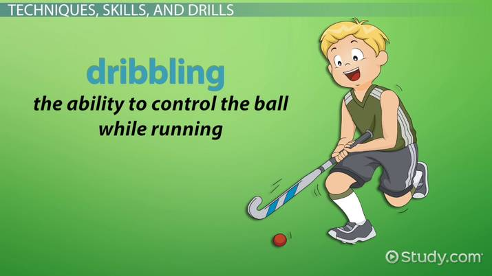 Field Hockey: Techniques, Rules & Skills - Video & Lesson
