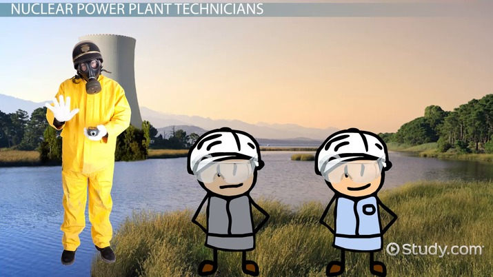 How To Become A Nuclear Power Plant Technician