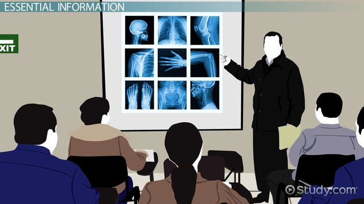 Forensic Radiography Degree and Certificate Program Options