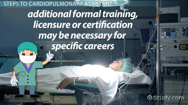 How To Become A Cardiopulmonary Assistant