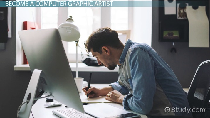 How to Become a Computer Graphic Artist: Education and Career Roadmap