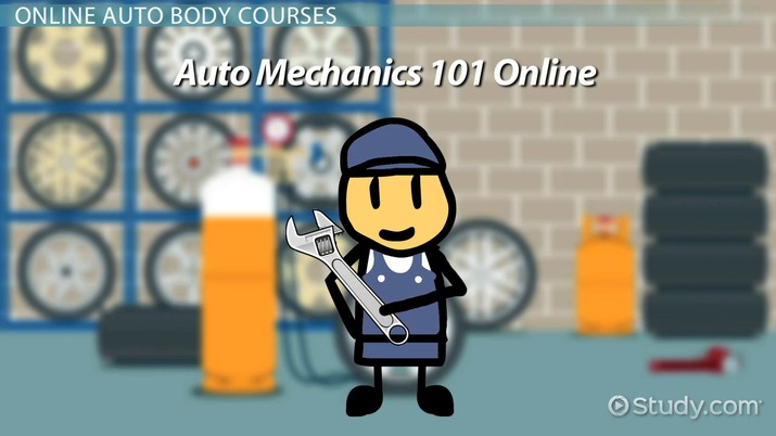 Online Auto Body Courses And Classes Review