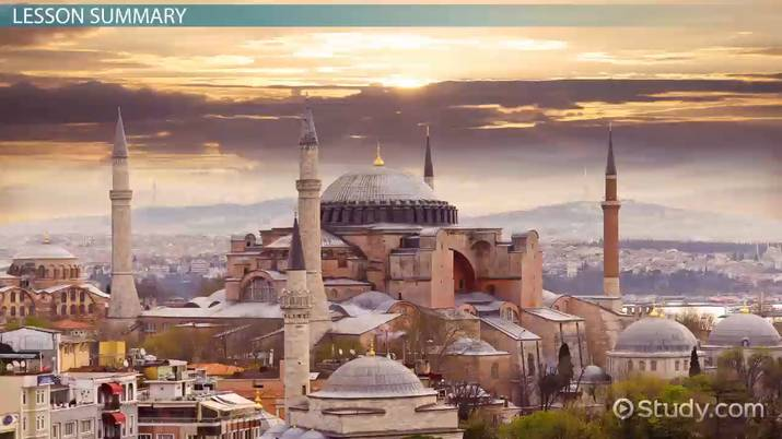What does Hagia Sophia mean in Greek? | Study.com