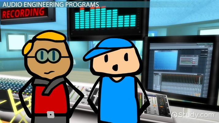 Audio Engineering Certificate and Certification Program Overviews