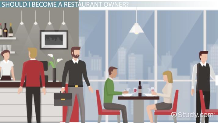 Be A Restaurant Owner Education Requirements And Career Info