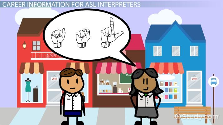 Be an American Sign Language Interpreter: Salary and Career Info