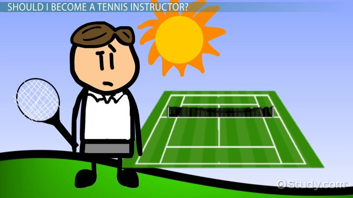 How To Become A Tennis Instructor