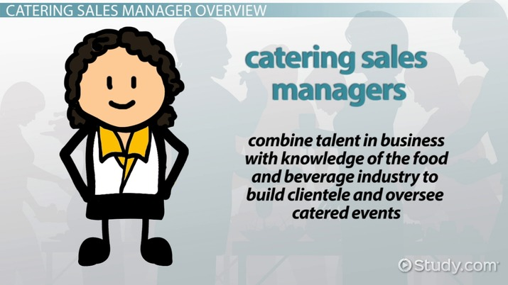 Become A Catering Sales Manager Education And Career Roadmap
