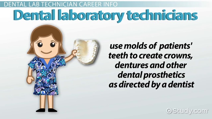 How to Become a Dental Lab Tech: Career Information and