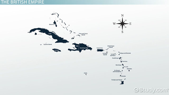 British West Indies: Islands & Location - Video & Lesson Transcript ...