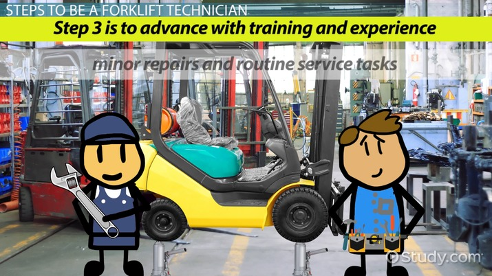 How To Become A Forklift Technician Career Guide