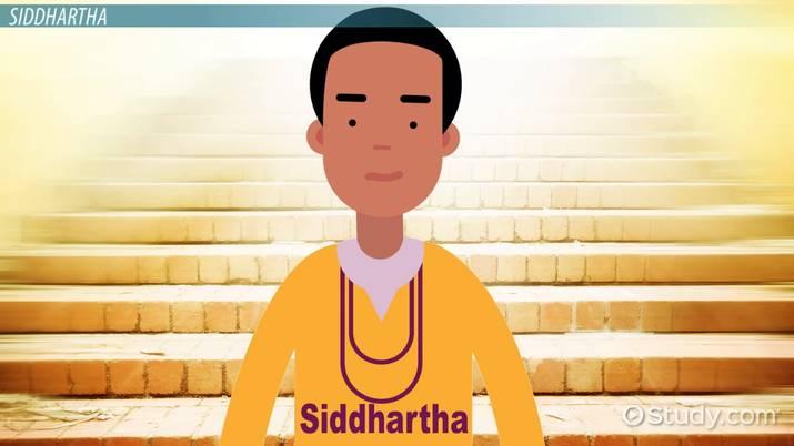 Siddhartha Wisdom Knowledge Quotes Video Lesson Transcript
