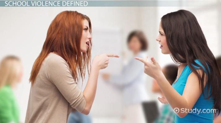 School Violence: Definition, History, Causes & Effects