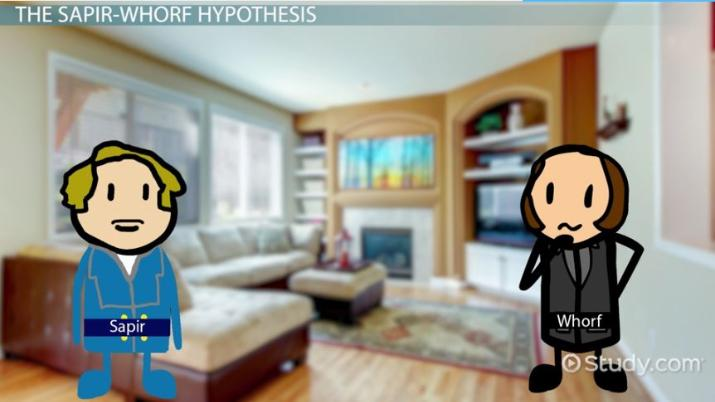 Sapir-Whorf Hypothesis: Examples and Definition - Video
