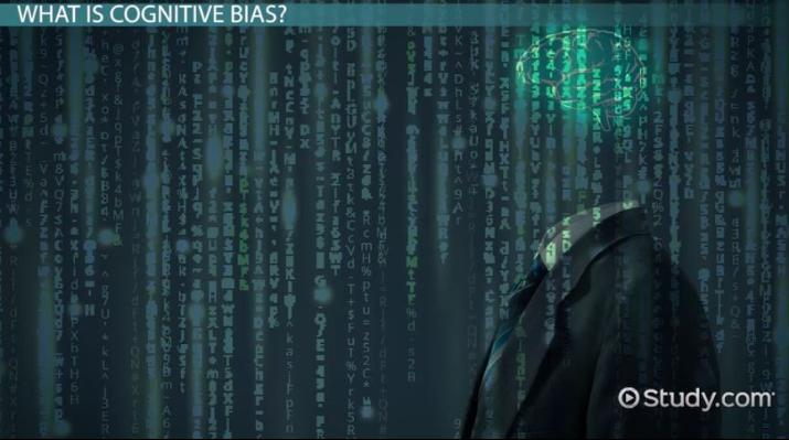 Cognitive Bias: Definition & Examples - Video & Lesson
