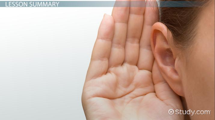 What is Hearing Impairment? - Definition, Causes & Treatment - Video