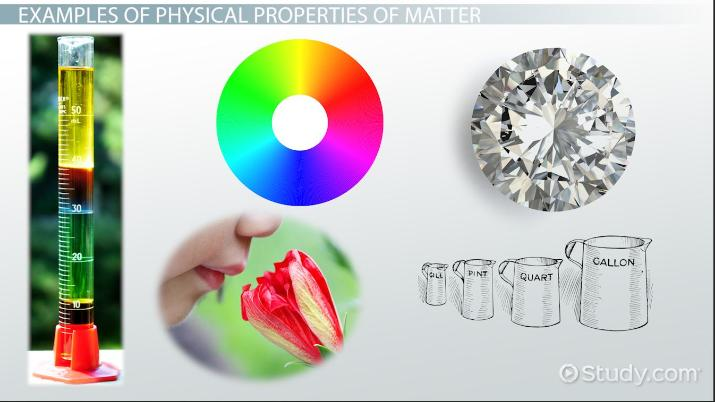 Physical Property of Matter: Definition & Examples - Video & Lesson