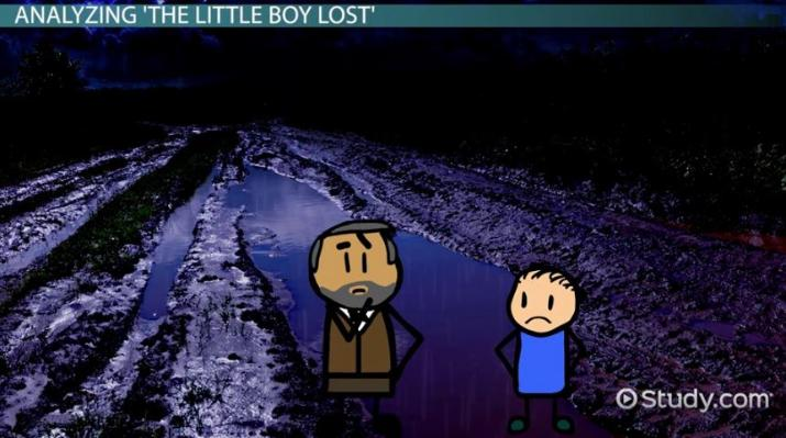 The Little Boy Lost by William Blake: Analysis & Overview