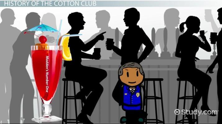 The Cotton Club History Performers Harlem Renaissance Video