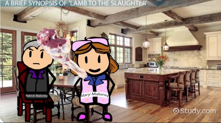Lamb To The Slaughter Summary Setting  Characters  Video  A Video Thumbnail
