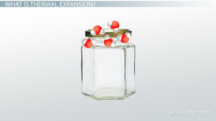 Thermal Expansion: Definition, Equation & Examples - Video