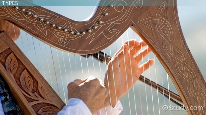 Chordophone Instruments: Definition & Examples - Video