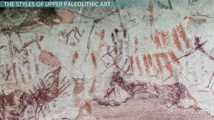 art in the upper paleolithic era  examples  u0026 style