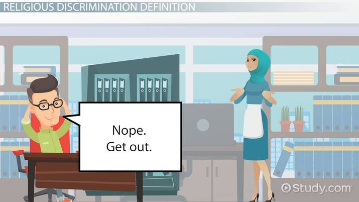 Religious Discrimination in the Workplace: Definition