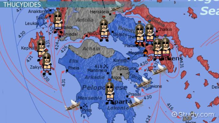 Thucydides Trap: Definition, Theory & Historical Examples