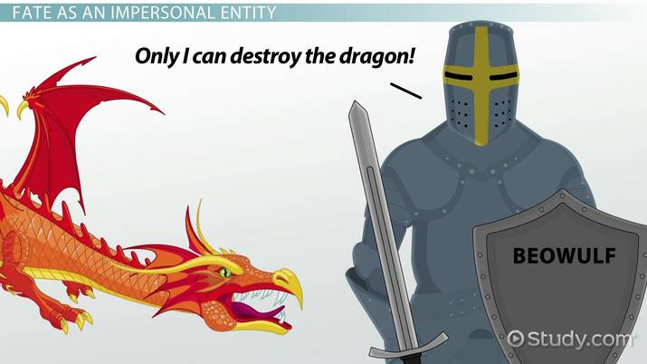 Beowulf Fate Quotes Examples Analysis Video Lesson