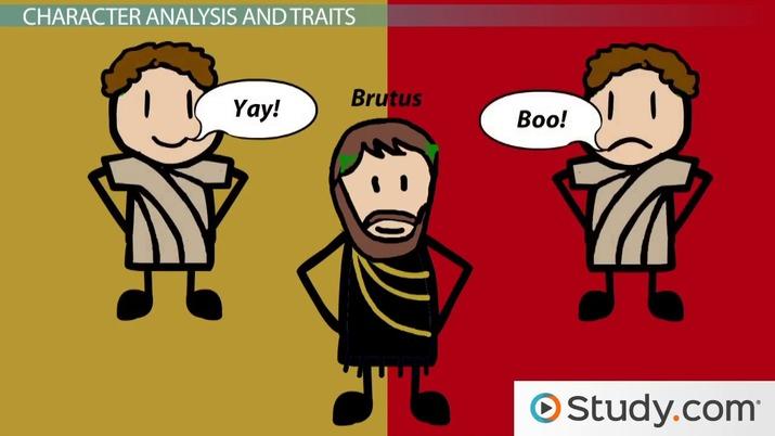 brutus and caesar friendship