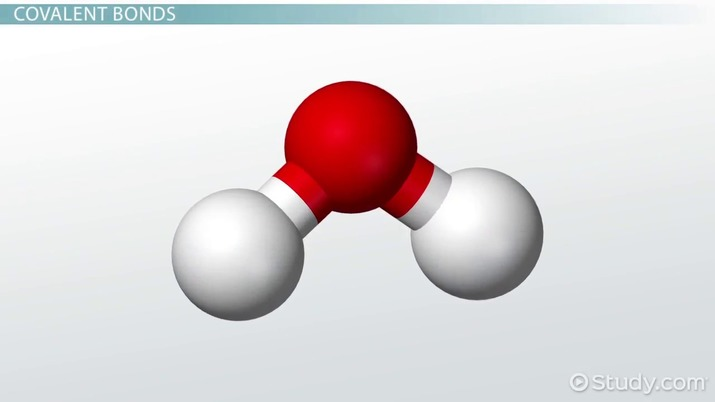 Chemical Bonds Ionic Vs Covalent Video Lesson