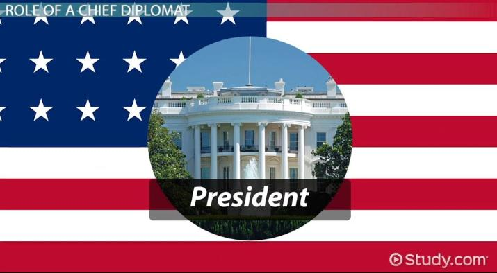 Chief Diplomat Definition Role Examples Video Lesson
