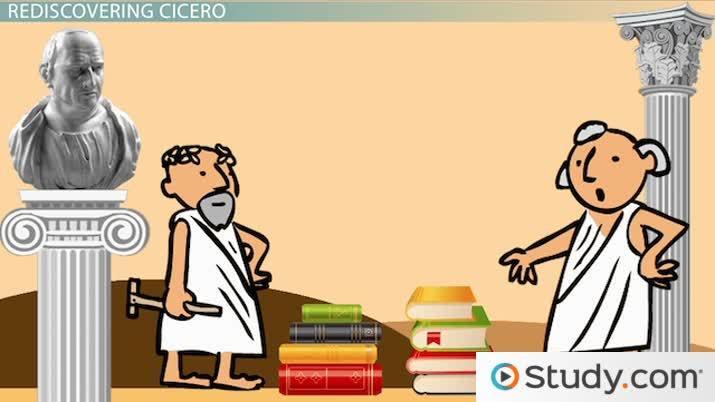 cicero and the renaissance  philosophies  u0026 influence